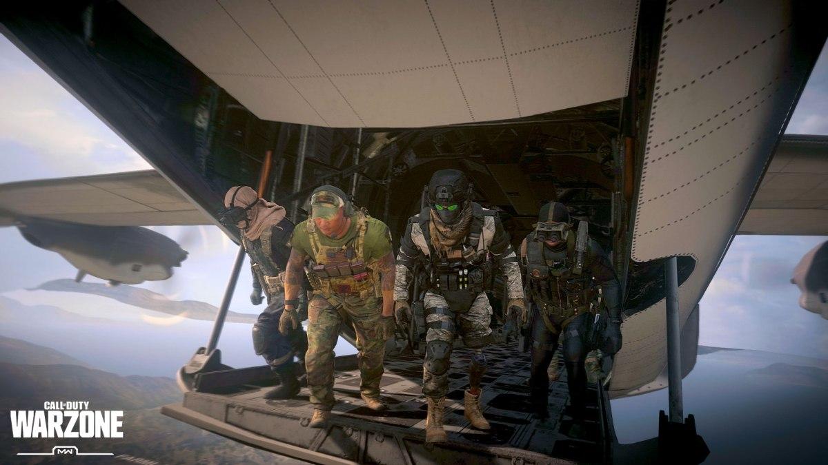 Modern Warfare and Warzone Season 3 Content WZ Quads Match Start Update