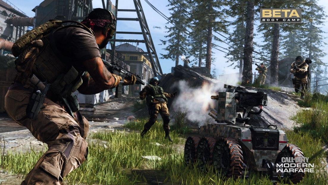 Modern Warfare Crossplay Beta - How Will it Work? BETA KILLSTREAKS TOUT