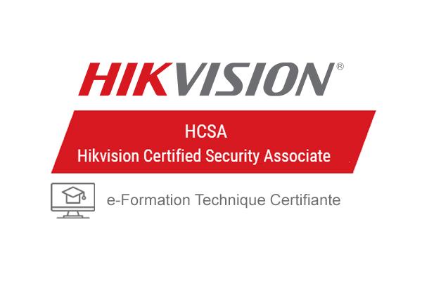 Inscrivez-vous aux e-Formations Techniques HIKVISION
