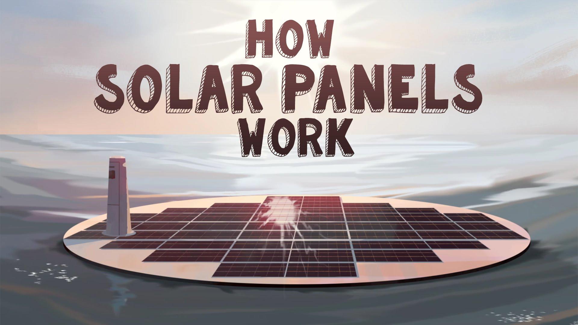 How Do Solar Panels Work Makereducation Adafruit