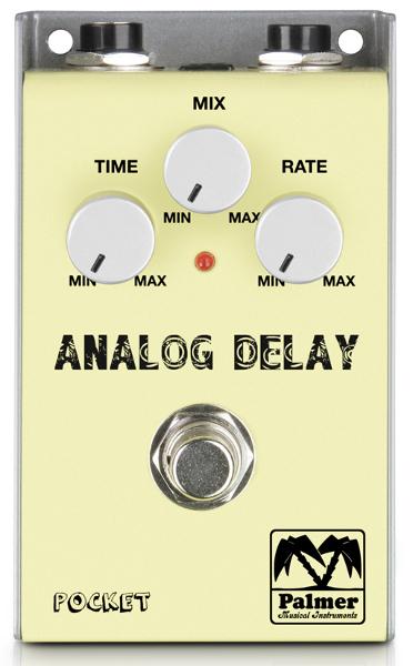 Palmer Pocket Analog Delay