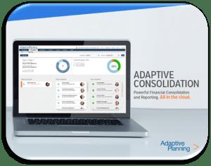 Adaptive consolidation eBook Adaptive Planning Finanical Consolidation Cloud Visual Analytics Software