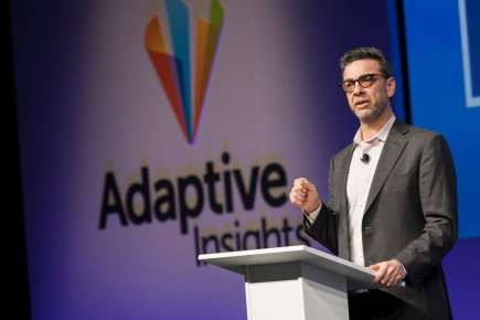 Adaptive Insights, Stephen Dubner, Adaptive Live 2015