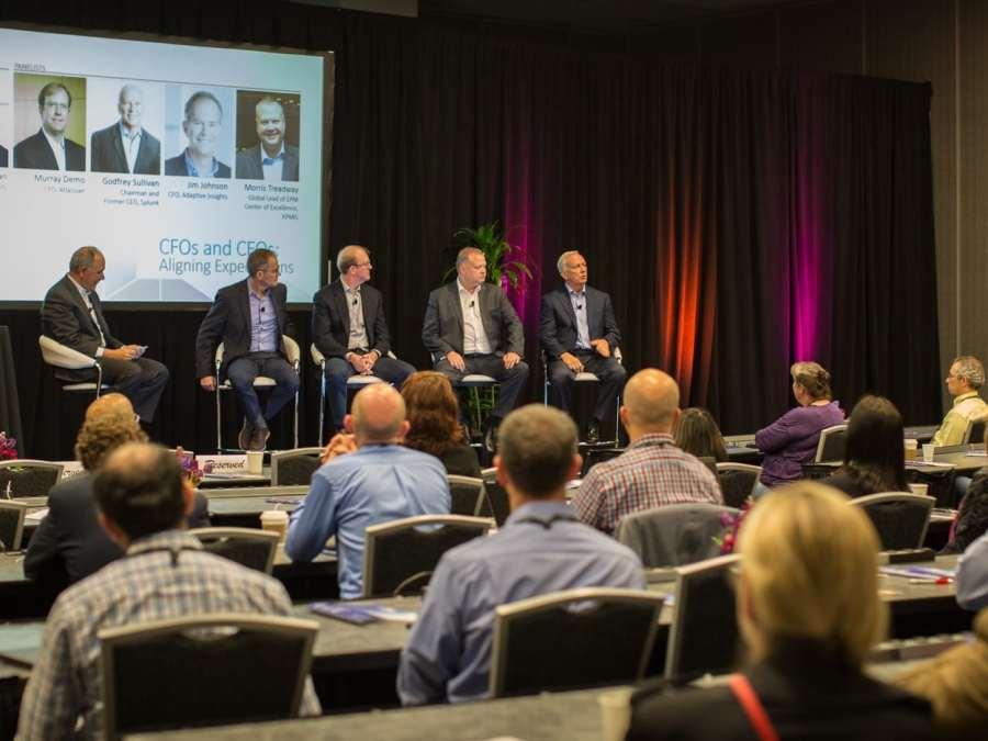 CFO Symposium Panel Discussion