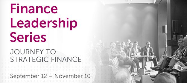 Register for our Finance Leadership Series and learn how you can take the next step in your Finance Transformation journey. Find an event near you.