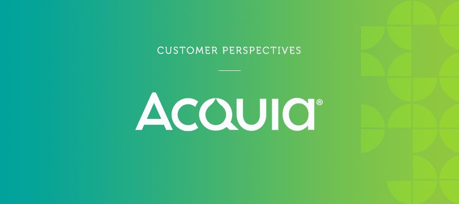 While many sales teams rely on Excel for planning, the sales operations team at Acquia, a leading cloud platform for building, delivering, and optimizing digital experiences, depends on Adaptive Insights for Sales