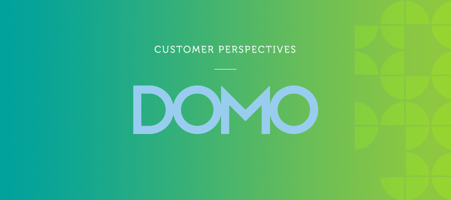 Take a look at this video to hear from Domo on the flexibility that comes with using Adaptive Insights.