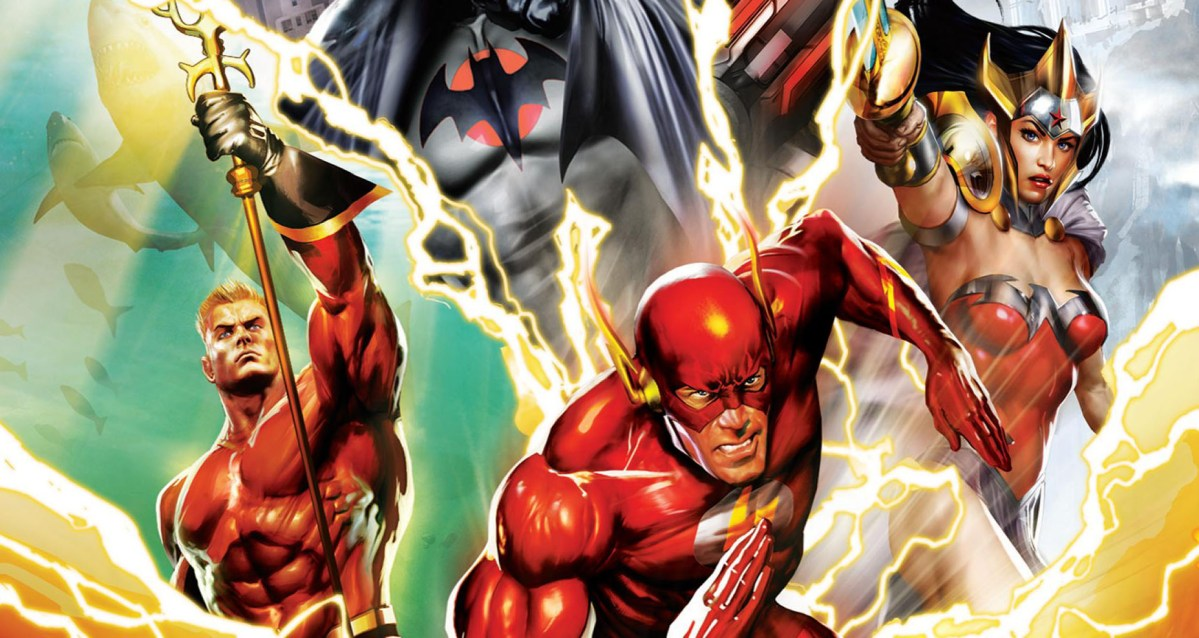 'Justice League: The Flashpoint Paradox' Review