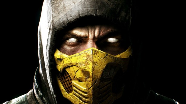 Mortal Kombat X Mobile Scorpion