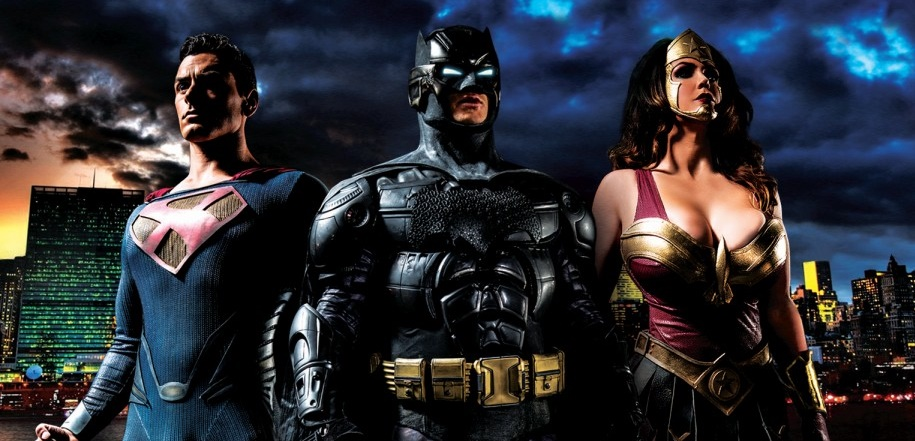 'Batman v Superman XXX' Exists, Because of Course Why Not.