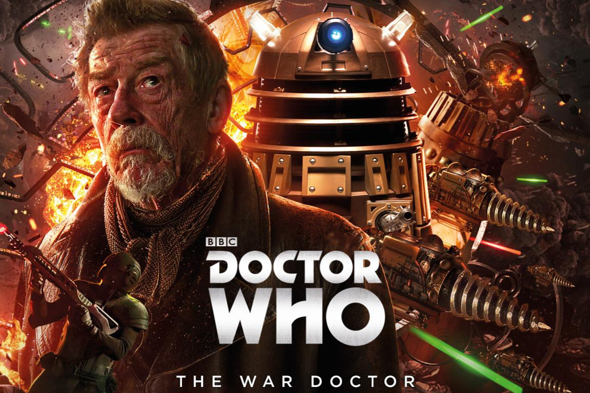 John Hurt Returns as the War Doctor in 'Only the Monstrous' [Review]