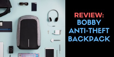 Bobby Anti-Theft Backpack Review