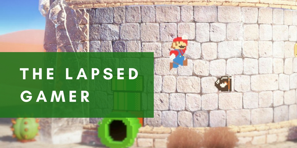 The Lapsed Gamer: Games I'm Looking Forward to Playing this 2017
