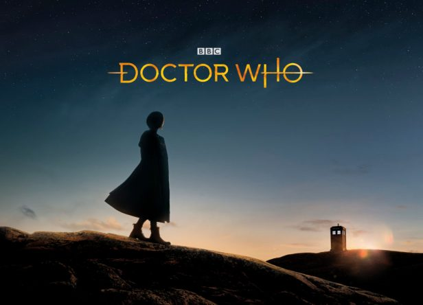 New Doctor Who Logo Reveal