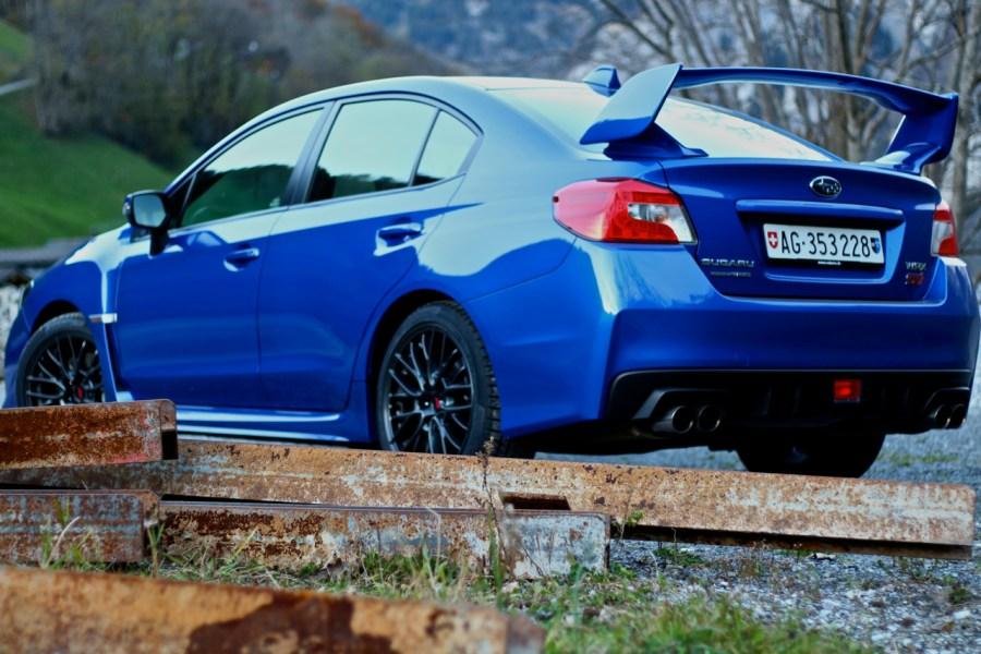Der Subaru WRX STi ist ein richtiger Kerl – zuweilen etwas ungehobelt, aber dafür mit starkem Charakter.