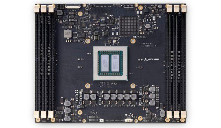 COM-HPC module
