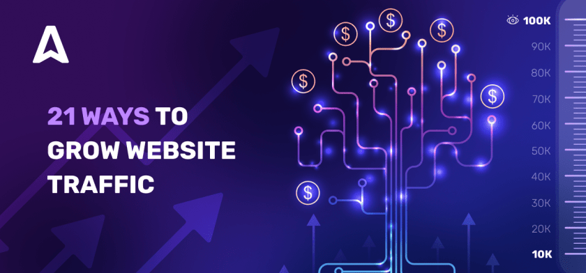 Tips on how to get massive website traffic