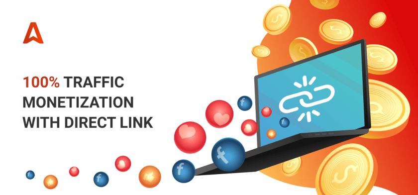 Traffic Monetization With Smart Direct Link