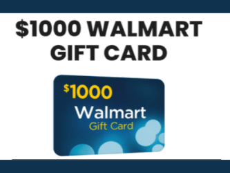 Web Push_Walmart gift card offer