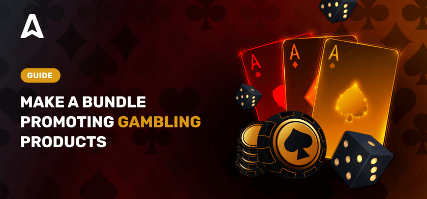 Guide to advertising gambling products