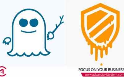 Alerte de Sécurité : les Vulnérabilité Meltdown et Specter !