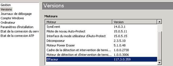 Symantec EndPoint Eraser