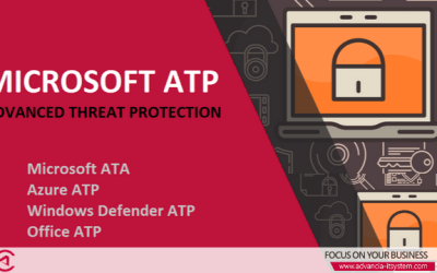 Protection de vos données avec Microsoft ATP