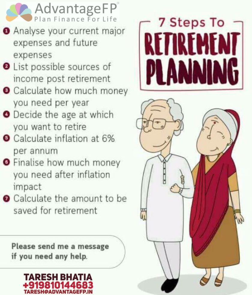 Retire well by Taresh
