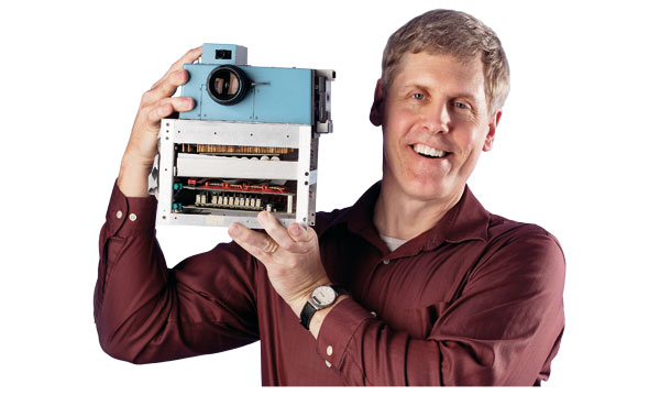 Will Advicefront be Steve Saxon's digital camera?
