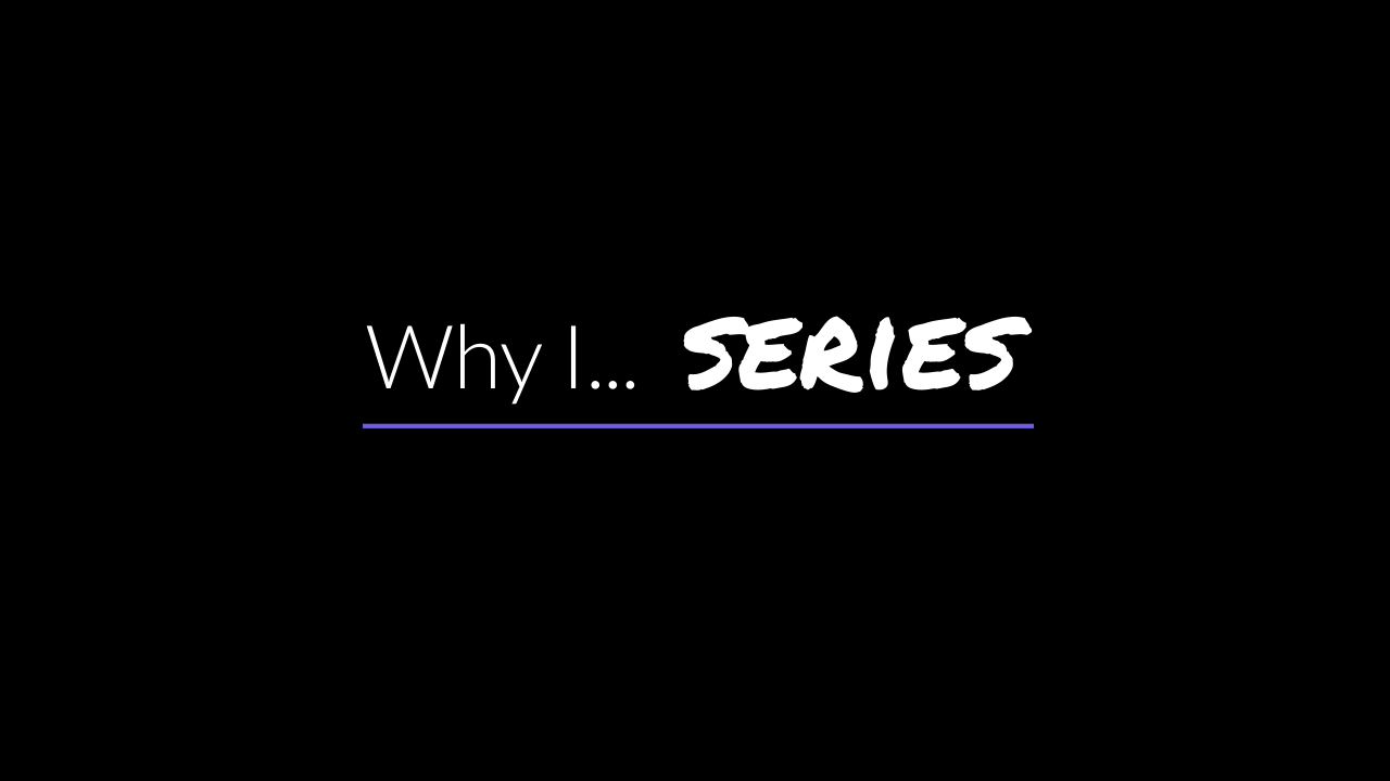 Why I series, the name of the campaign to be showcased at the Financial Planner Marketing Summit