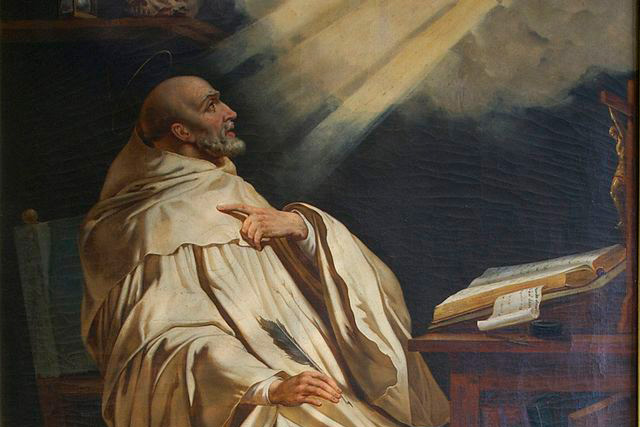 Image result for St. Bernard of Clairvaux