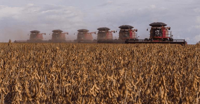 produção agrícola brasileira