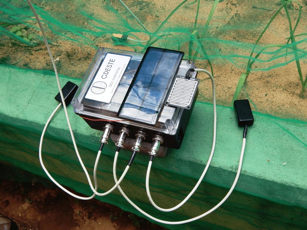 1- sensores na agricultura