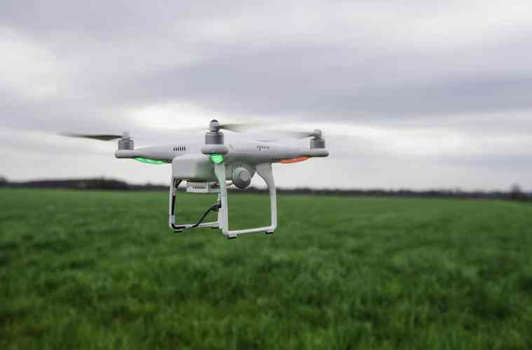 drone-agricultura-de-precisão