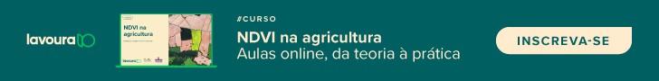 banner do curso de NDVI na agricultura da Aegro