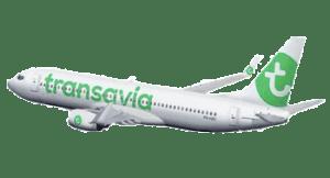 Transavia TO-3450 retorna emergencia |