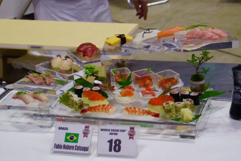 World Sushi Cup 2017