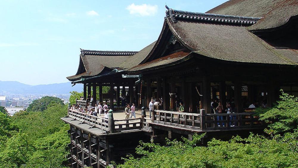 templo budista Kiyomizu-dera