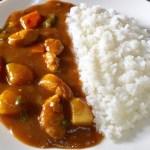 Kare Rice arroz com curry japonês