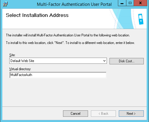 Azure Multi-Factor Authentication server 13