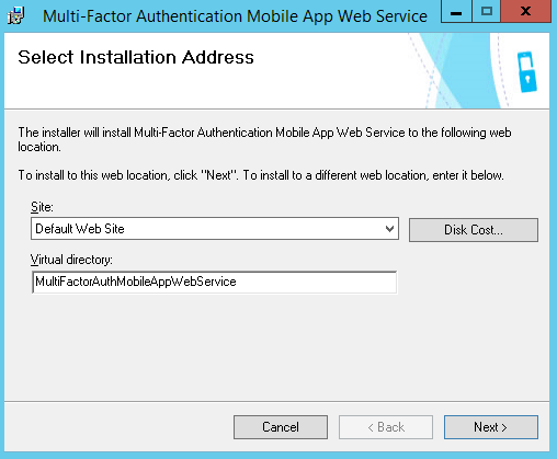 Azure Multi-Factor Authentication server 19