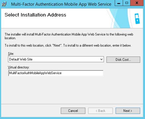 Azure Multi-Factor Authentication server 19