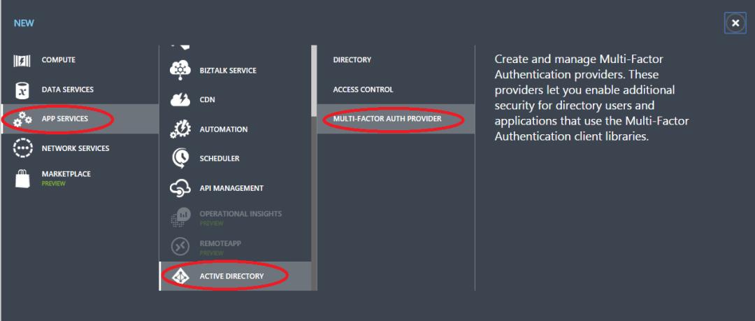 Azure Multi-Factor Authentication server 3