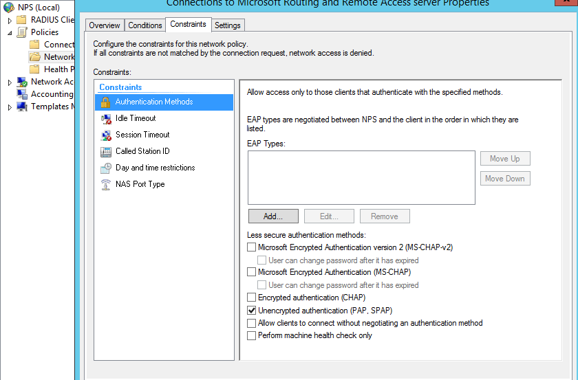 Azure Multi-Factor Authentication server 36