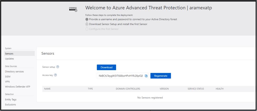 Azure advanced threat protection deployment 14