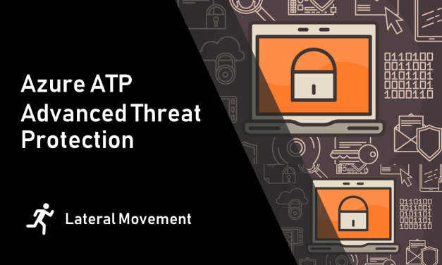 Azure advanced threat protection lateral movement