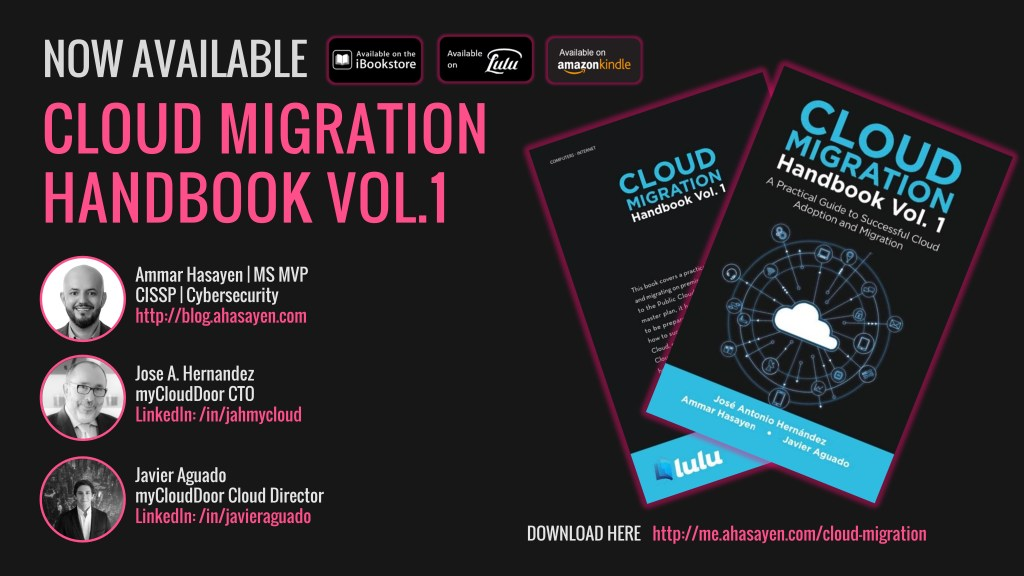 Ammar Hasayen Cloud Migration Handbook