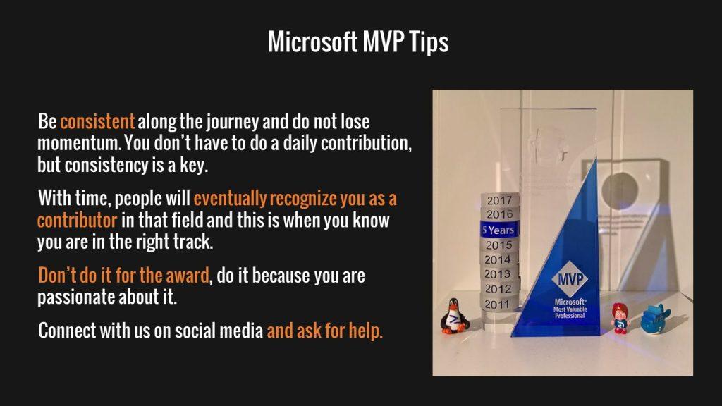 UAE Microsoft MVPs How To Become MVP