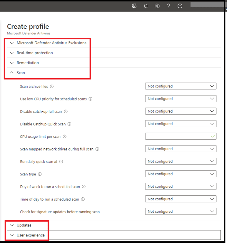 Microsoft Defender Antivirus - Microsoft Defender for Endpoint 4