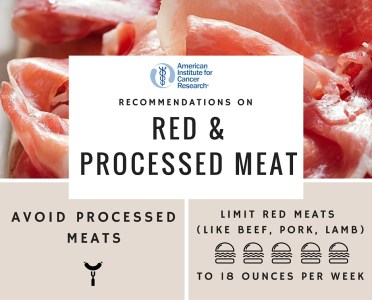 Red Processed Meat Rec